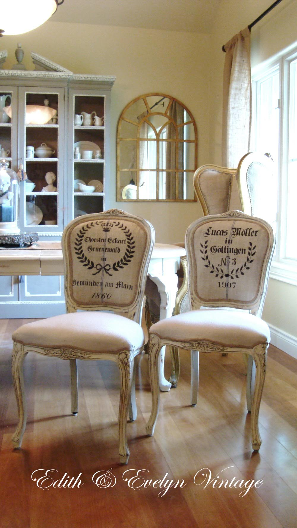 Furniture Projects | Edith & Evelyn Vintage