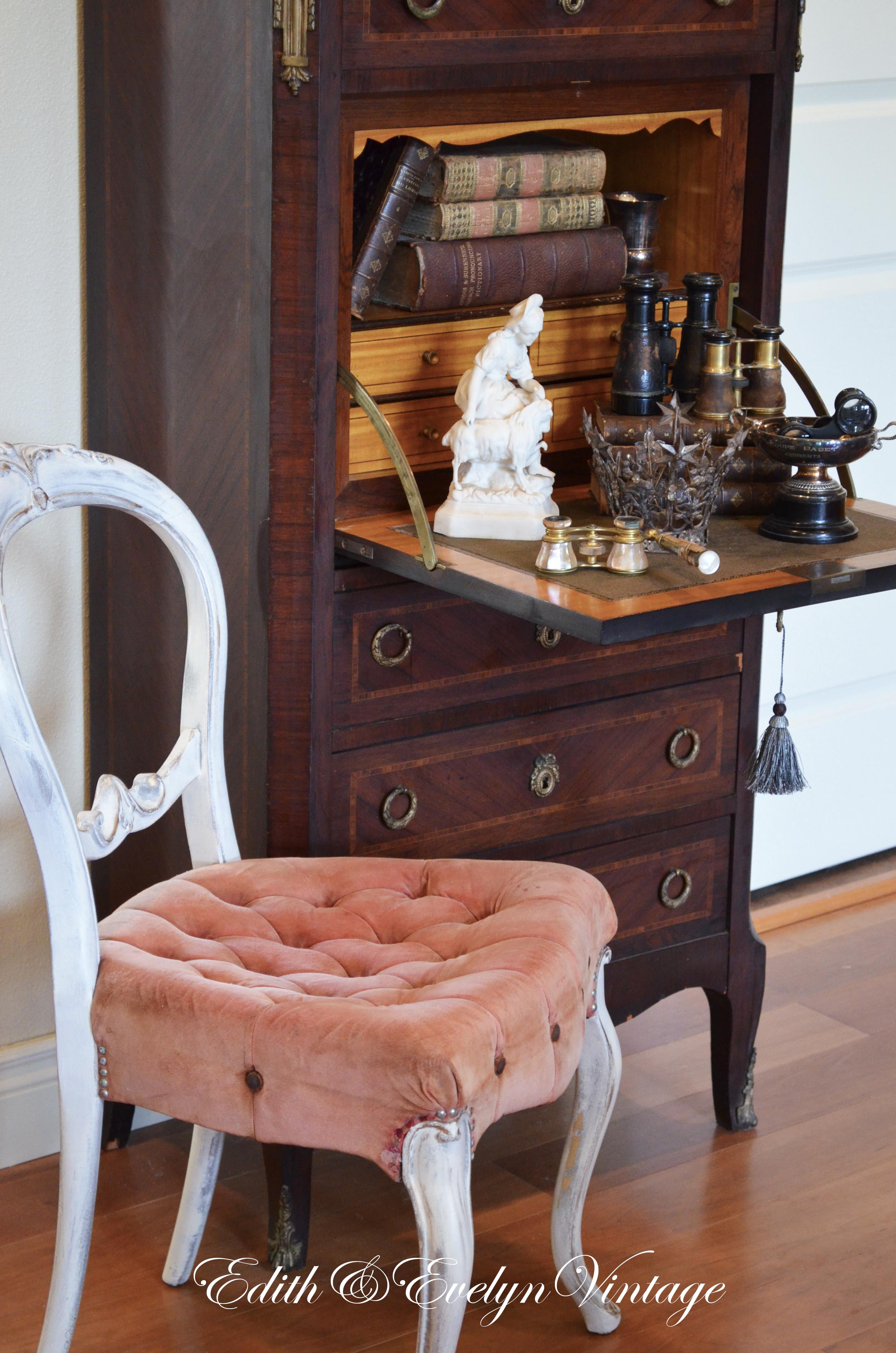 Sweet Little French Chair
